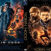 Robin Hood (2018) R0 Custom DVD Cover