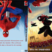 Spider-Man: Into the Spider-Verse (2018) R0 Custom DVD Cover V2