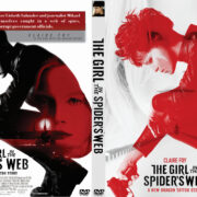 The Girl in the Spider's Web: A New Dragon Tattoo Story (2018) R0 Custom DVD Cover