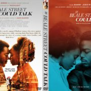 If Beale Street Could Talk (2018) R0 Custom DVD Cover