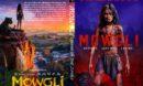 Mowgli: Legend of the Jungle (2018) R0 Custom DVD Cover
