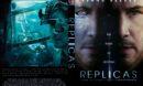 Replicas (2018) R0 Custom DVD Cover