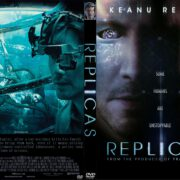 Replicas (2018) R0 Custom DVD Cover