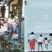 Shoplifters (2018) R0 Custom DVD Cover