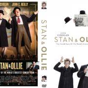 Stan & Ollie (2018) R0 Custom DVD Cover
