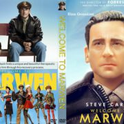 Welcome to Marwen (2018) R0 Custom DVD Cover