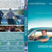 Green Book (2018) R0 Custom DVD Cover