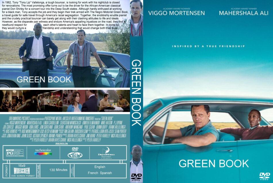 Green Book 2018 R0 Custom Dvd Cover Dvdcover Com