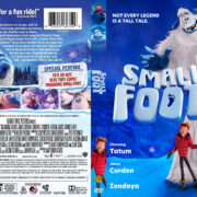 Smallfoot (2018) R1 Custom DVD Cover