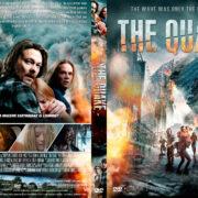 The Quake (2018) R1 Custom DVD Cover