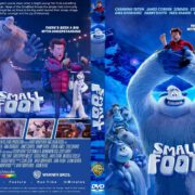 Smallfoot (2018) R1 CUSTOM DVD Cover & Label