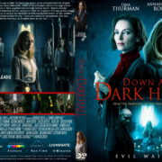 Down Dark Hall (2018) R1 CUSTOM DVD Cover & Label