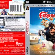 Ferdinand (2017) R1 4K UHD Custom Cover