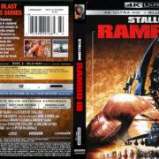 Rambo III (1988) R1 4K UHD Custom Cover