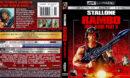 Rambo - First Blood Part II (1985) R1 4K UHD Custom Cover