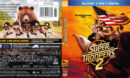 Super Troopers 2 (2018) R1 CUSTOM Blu-Ray Cover
