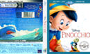 Disney's Pinocchio (2017) R1 CUSTOM Blu-Ray Cover