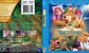 Disney's Robin Hood - 40th AE (1973) R1 CUSTOM Blu-Ray Cover