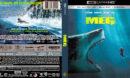 The Meg (2018) R1 4K UHD Custom Covers
