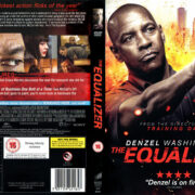 The Equalizer (2014) R2 Custom DVD Cover