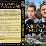 Midsomer Murders – Series 20 (2018) R1 Custom DVD Cover & labels
