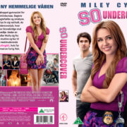 So Undercover (2012) R2 Nordic DVD Cover