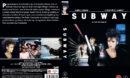 Subway (1985) R2 Custom Nordic DVD Cover