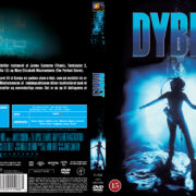 The Abyss (1989) R2 Nordic Custom DVD Cover