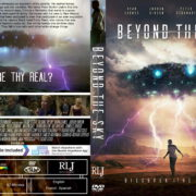Beyond The Sky (2018) R1 Custom DVD Cover
