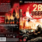 28 Weeks Later (2007) R2 Nordic Custom DVD Cover