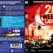 28 Weeks Later (2007) R2 Nordic Custom Blu-Ray Cover