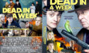 Dead in a Week: Or Your Money Back (2018) R1 Custom DVD Cover
