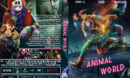 Animal World (2018) R1 Custom DVD Cover