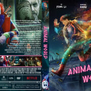 Animal World (2018) R1 Custom DVD Cover