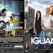 Blue Iguana (2018) R1 Custom DVD Cover