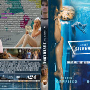 Under the Silver Lake (2018) R1 Custom DVD Cover