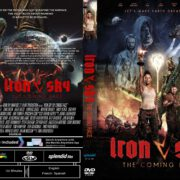 Iron Sky: The Coming Race (2019) R0 Custom DVD Cover
