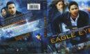 Eagle Eye (2008) R1 Blu-Ray Cover & Label