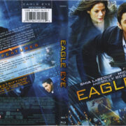 Eagle Eye (2008) R1 Blu-Ray Cover & Label