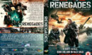 American Renegades (2018) R1 Custom DVD Cover