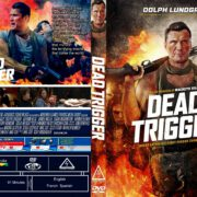 Dead Trigger (2018) R0 Custom DVD Cover