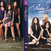 Pretty Little Liars: Season 1 (2010) R1 DVD Cover