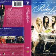 Pretty Little Liars: Season 2 (2011) R1 DVD Cover