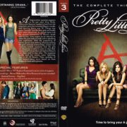 Pretty Little Liars: Season 3 (2012) R1 DVD Cover