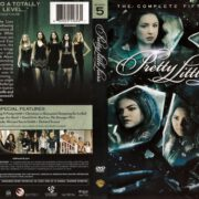 Pretty Little Liars: Season 5 (2014) R1 DVD Cover
