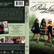 Pretty Little Liars: Season 6 (2015) R1 DVD Cover