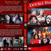 Scary Movie Double Feature (2001) R1 Custom DVD Cover