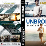 Unbroken Double Feature (2014-2018) R1 Custom DVD Cover