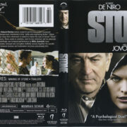Stone (2011) R1 Blu-Ray Cover & label