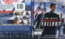 Mission: Impossible - Fallout (2018) R1 4K UHD Cover & Labels